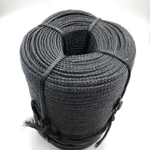 16 Strands Hollow Braided Polypropylene Rope Made in China