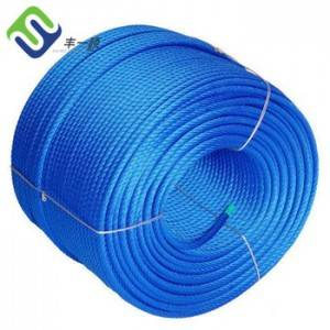 Super strong hot sale16mm steel wire Polyester combination rope for park equipment
