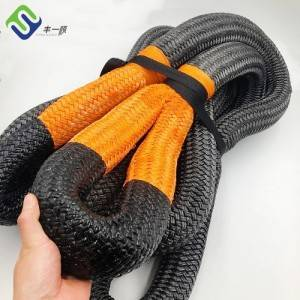 Recoil Kinetic Rope 2″ x 30 ft Heavy Duty Nylon Recovery Rope