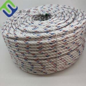 4 Strand PP Danline Rope for Fishing