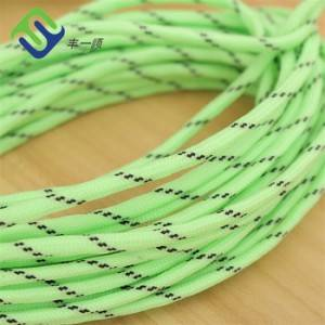 High Strength Popular Colour 16mm Polypropylene Glow In The Dark