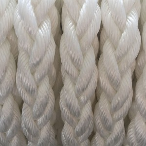 50mm(2 Inch) Polyester Marine Hawser Rope For Mooring/Berthing