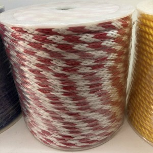 Solid Braided Polyester Rope