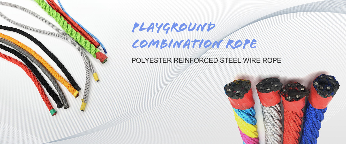 Playground  Combination Rope