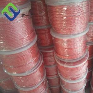 10mm 4 Strand Polyethylene Twisted Rope With a Inner Core