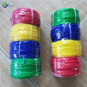 Factory wholesale PE rope for fishing