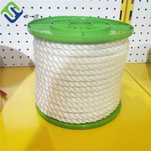 12mmx200m Dacron Polyester Rope 3 Strands HOT SALE