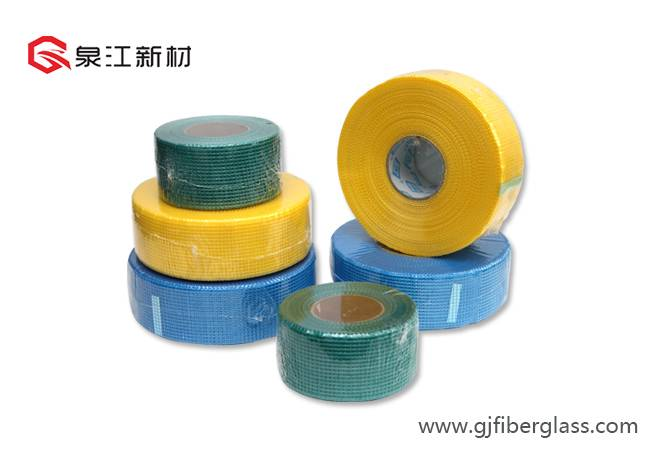 Fiberglass Drywall Joint Mesh Tape Featured Image