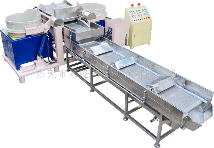 Maintenance and use of magnetic polishing machine