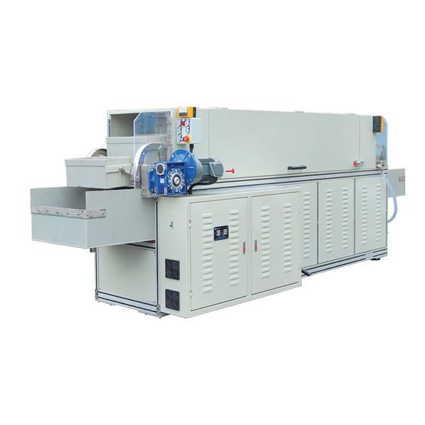 Fully Automatic Magnetic Force Finishing Production Line Featured Image