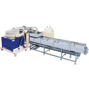Manufacturer of Magnetic Polishing Deburring Cleaning Machine  Fully Automatic Double Barrel Magnetic Finishing Machine