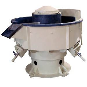 3-Dimensional Vibratory Finishing Machine W/ Separating Sieve