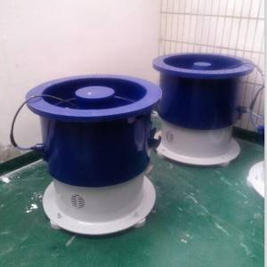Supply OEM/ODM China Vibratory Deburring Machine with Automatic separation of Parts