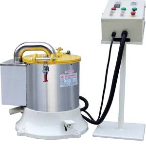 Manufacturer of Magnetic Polishing Deburring Cleaning Machine  Automatic Dehydration Dryer