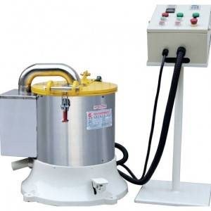Wholesale Price Bowl Shape Vibratory Polishing Machine With Parts Separator And Ce  Dehydration Dryer