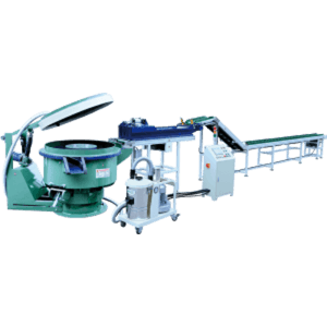 Fully Automatic Vibratory Finishing Production Line VBA-B