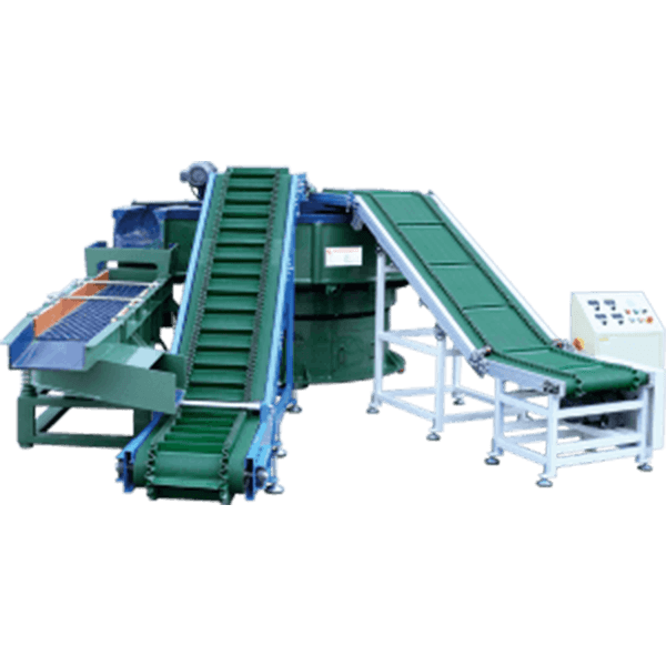 Fully Automatic Vibratory Finishing Production Line VBA-A Featured Image