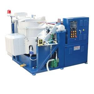 Fully Automatic Mobile Polishing Machine
