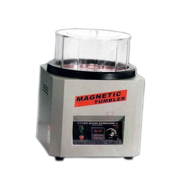 Small Magnetic Finishing Machine Featured Image