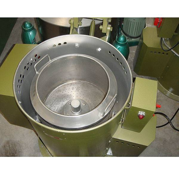 Good Quality Mobile Finishing Machine -