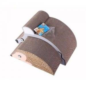 Cat Toy Mouse Design Cat Scratcher Cardboard02