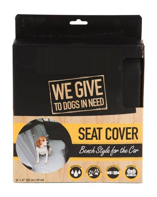 Steel Sheet Corrugated Cardboard Cat Scratcher - Waterproof Car Pet Bench Seat Cover  – Loyi Featured Image