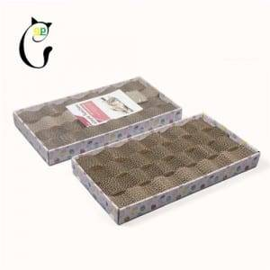 Gl Roof Sheet Cat Scratcher Corrugated Cardboard -  Cat Scratcher S7A6885 – Loyi