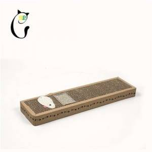 Galvalume Steel Coil Cat Scratcher With Ball -  Cat Scratcher S7A6895 – Loyi