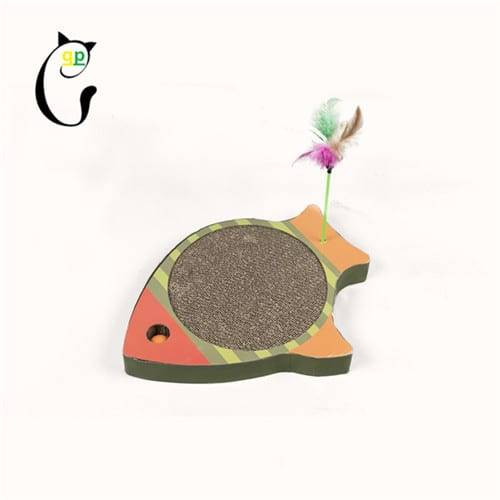 Prepainted Aluminum Plate Diy Cat Toys Bridge Shaped Cat Corrugate -  Cat Scratcher S7A5757 – Loyi