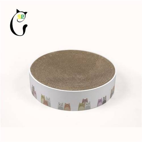 Corrugated Galvanized Steel Cat Scratcher Corrugated -  Cat Scratcher S7A6881 – Loyi