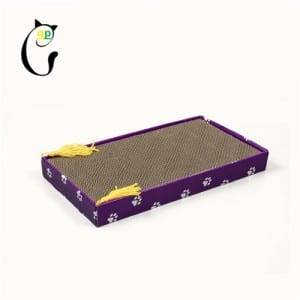 Corrugated Gl Steel Cat Face Scratcher -  Cat Scratcher S7A6859 – Loyi