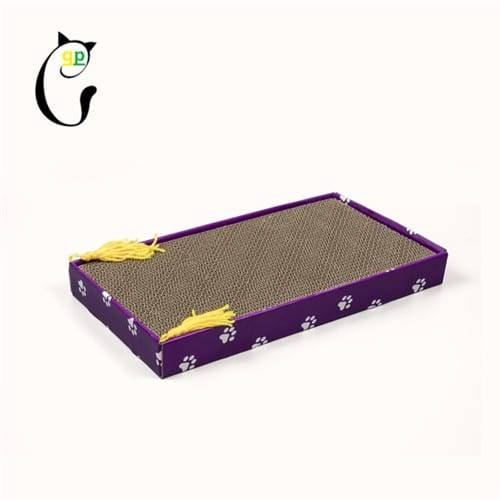 Gl Roof Sheet Cat Scratcher Corrugated Cardboard -  Cat Scratcher S7A6859 – Loyi