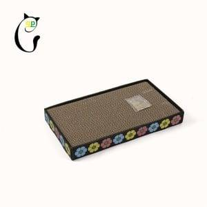 Roofing Steel In China Cat Toy With Catnip - Cat Scratcher S7A5725 – Loyi