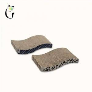 Galvanized Steel Sheet In China High Quality S Shape Scratcher Toys -  Cat Scratcher S7A6868 – Loyi