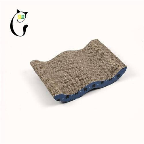Galvanized Steel Coil In China Recyclable Corrugated Scratching Pad -  Cat Scratcher S7A5733 – Loyi