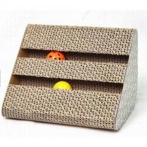 Cat Toy Cat Scratching Post Cardboard Cat Scratcher02