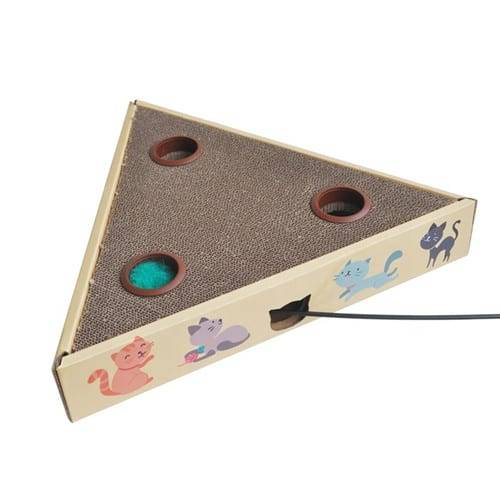 OEM  higg quality  Cardboard Cat Scratcher  china factory Featured Image