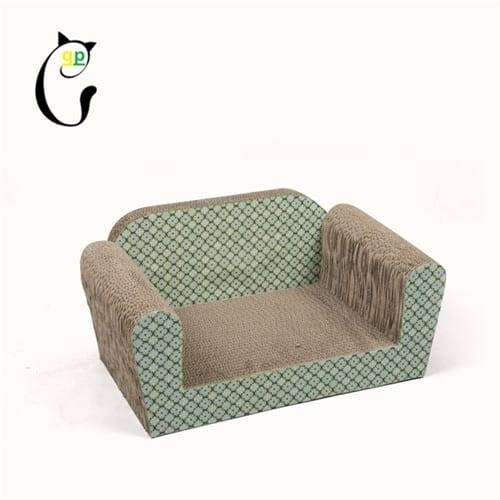 China Sheet Supplier Cat Scratcher Lounge Cardboard -  Cat Scratcher S7A6922 – Loyi