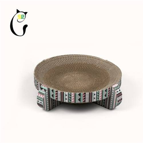 Cat scratcher S7A5748 Featured Íomhá