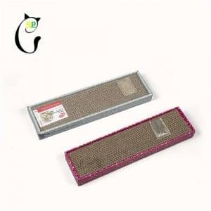 Corrugated Color Coated Steel Coil Cat Scratching Pad -  Cat Scratcher S7A6905 – Loyi