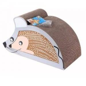 Cat Toy Mouse Design Cat Scratcher Cardboard01