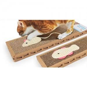 High Quality Scratch Pad Hot Selling Cat Toys Scratcher Cardboard01