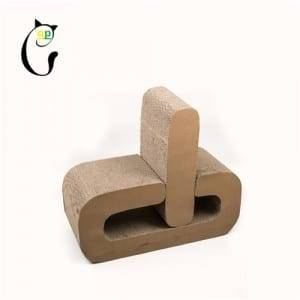Corrugated Pre-Painted Steel Coil Corrugated Cardboard Toy Cat Scratcher -  Cat Scratcher S7A6919 – Loyi