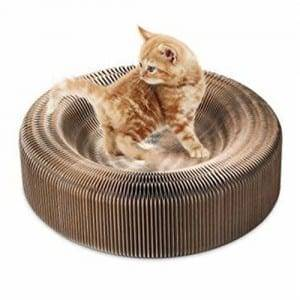 Matt Prepainted Steel Coil Cat Scratcher Refill Lounge -  Cat Scratcher 0 – Loyi