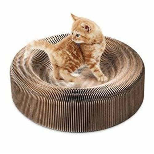 Roof Steel Scratcher Cat -  Cat Scratcher 0 – Loyi