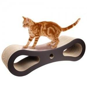 Cat Scratcher Shaped Cardboard Toys000