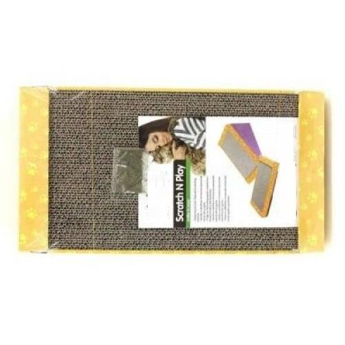 Wholesale Premium Cat Scratcher Cardboard Sctatch Featured Image