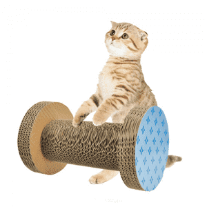 Tin-Plate Plate Large Cat Tree Condo - OEM/ODM Wholesale Cardboard  Cat Scratcher china – Loyi