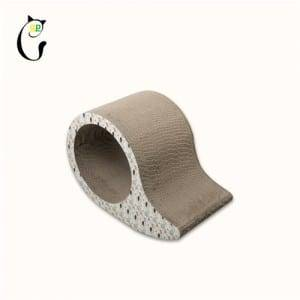 Prepainted Sheet Inclined Hopper Shaped Cat Scratcher -  Cat Scratcher S7A6875 – Loyi