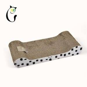 Galvanized Steel Sheet In China High Quality S Shape Scratcher Toys - Cat Scratcher S7A5720 – Loyi